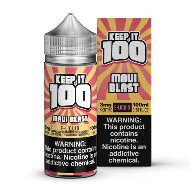 Tropical Blast eJuice by Keep It 100 E-Liquid 100ML