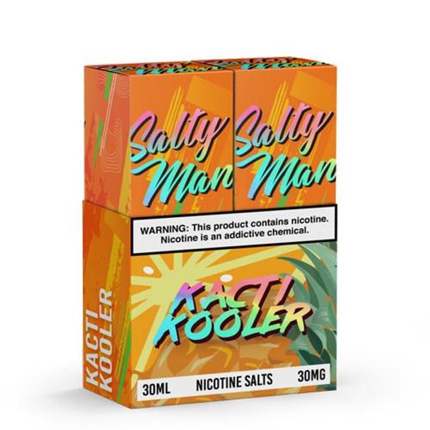 Kacti Kooler E-Juice by Salty Man E-Liquid 30ML (Pack of 2)