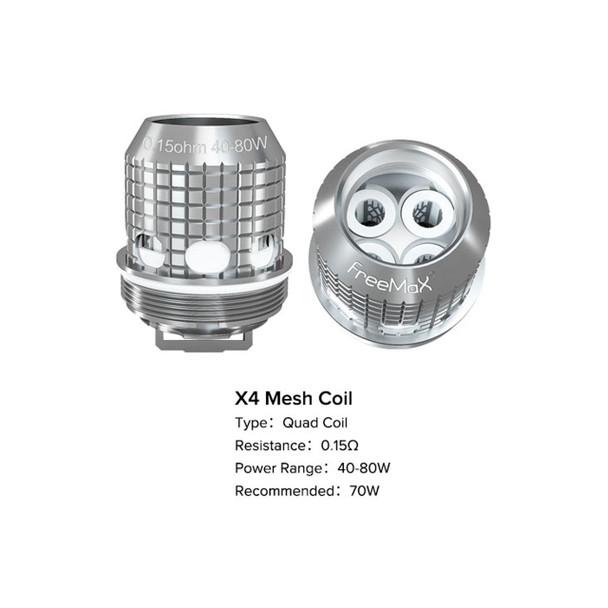 Freemax fireluke m coil