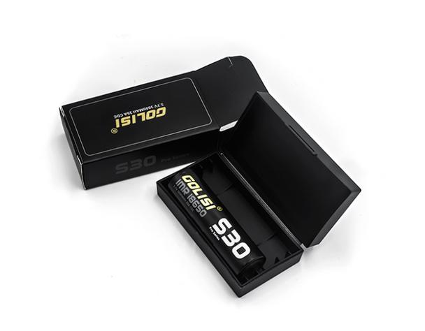 Golisi S30 3000mAh 25A 18650 by Golisi by Golisi 25A Battery by Golisi Vape Battery by Cheap Golisi Deals by Cheapest Vape Store Online by Golisi Vape by Golisi USA + ECIGMAFIA