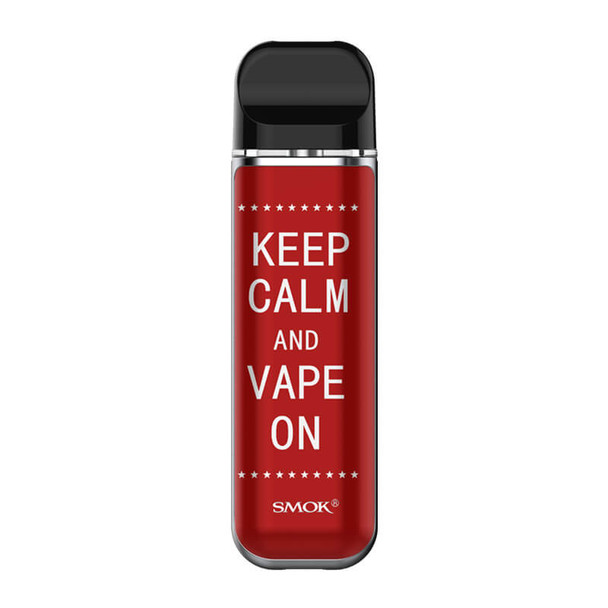 Smok Novo 2 Pod System Starter Kit Keep Calm