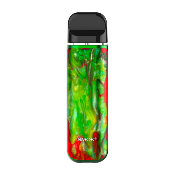 Smok Novo 2 Pod System Starter Kit Green and Red