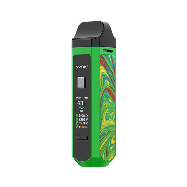 Smok RPM40 Pod Mod Kit Green
