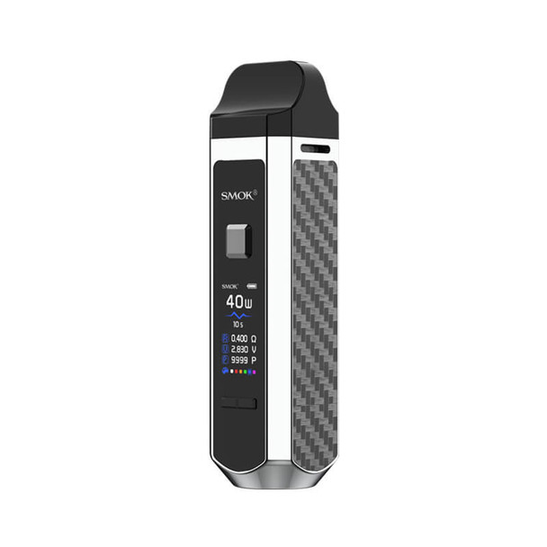 Smok RPM40 Pod Mod Kit Prism Chrome
