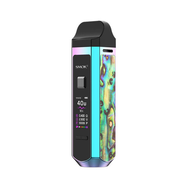 Smok RPM40 Pod Mod Kit Prism Rainbow
