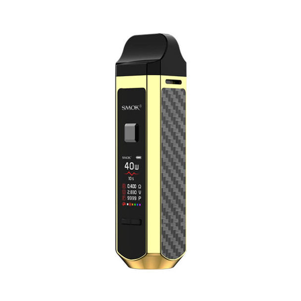 Smok RPM40 Pod Mod Kit Prism Gold