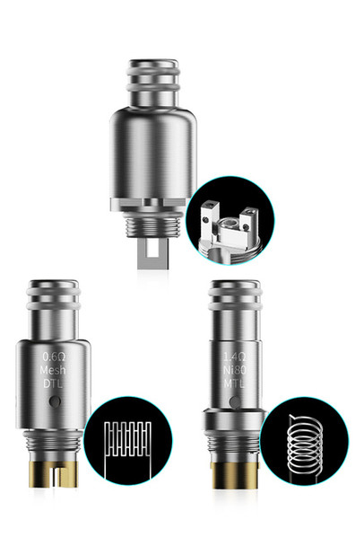 Smoant Pasito Replacement Coil - (Pack of 3)