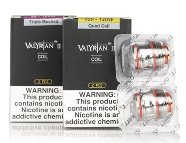Uwell Valyrian II Coil - (Pack of 2)