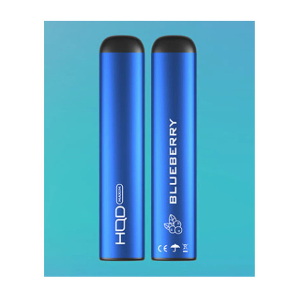 HQD Maxim Blueberry Disposable Pod System - (Pack of 1)