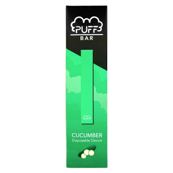 Puff Bar Cucumber Disposable Device - (Pack of 1)