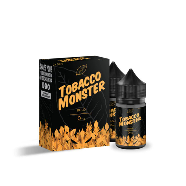 Tobacco Monster Bold 60ml (2x 30ml) eJuice