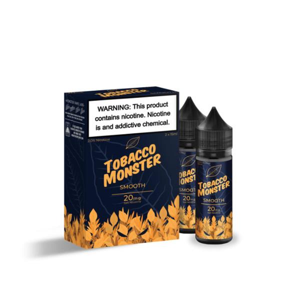 Tobacco Monster Smooth Salt 30ml (2x 15ml) eJuice
