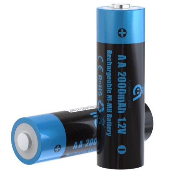 Avatar 2000mAh AA Ni-MH Rechargeable Battery