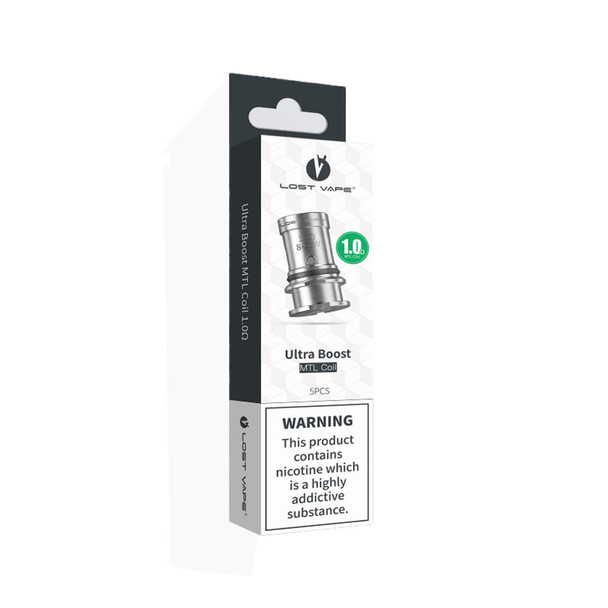 LostVape Ultra Boost Replacement Coil (Pack of 5)