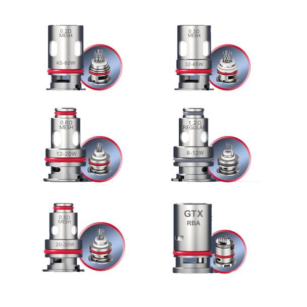 Vaporesso GTX Coil - 5PK