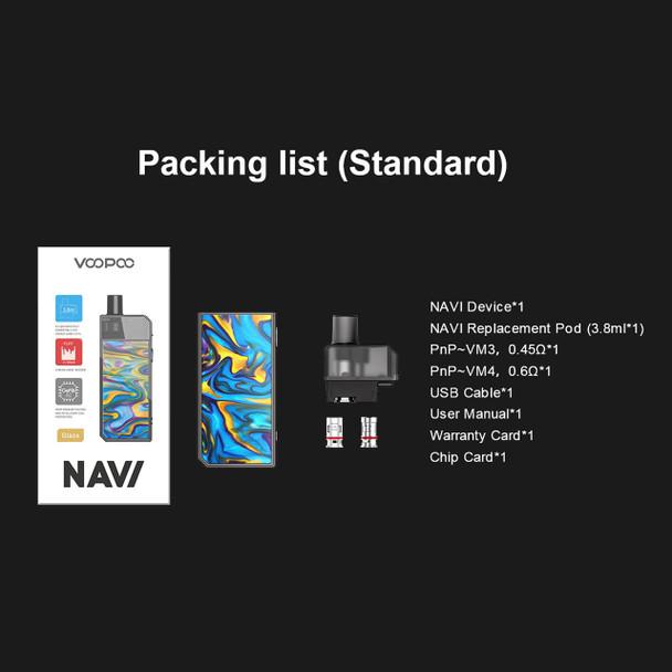 VooPoo Navi 40W Pod Mod Kit