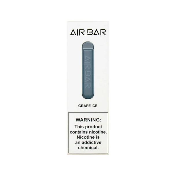 Air Bar Disposable Device