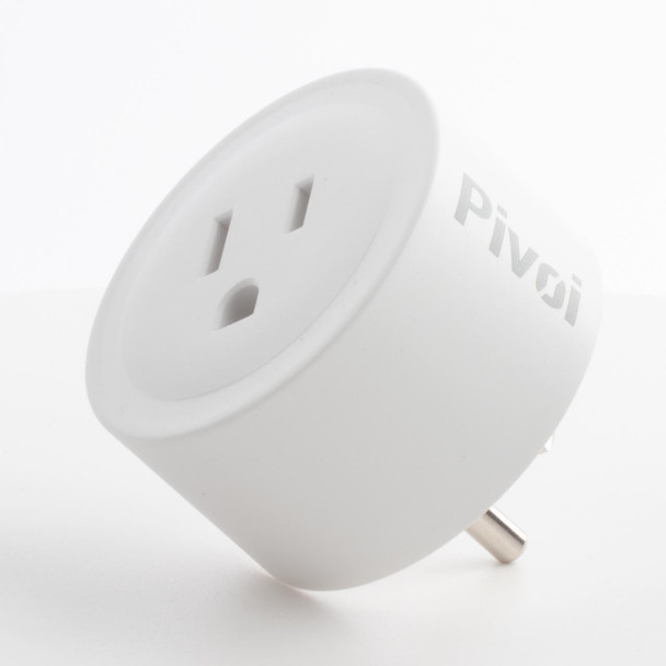 Pivoi Smart Wi-Fi Plug (Pack of 4)