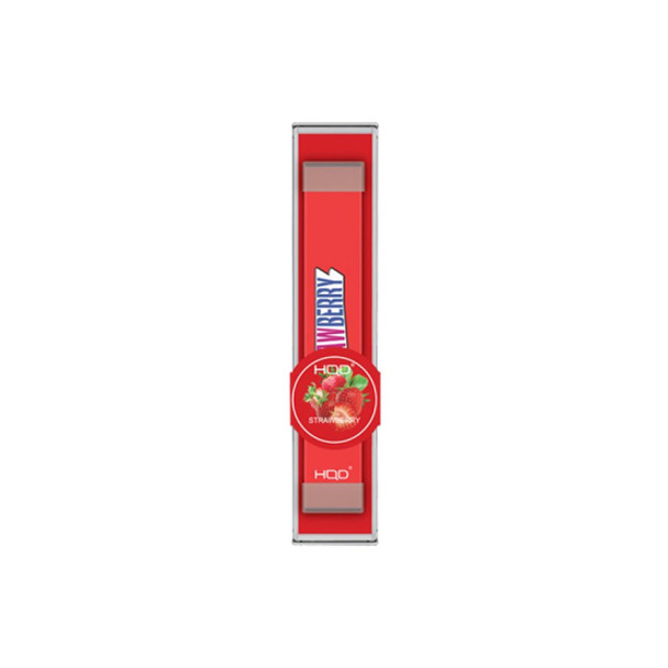 HQD Stark Strawberry Disposable Device (Pack of 1)