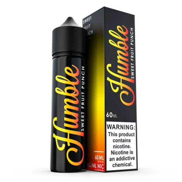 Fruit Punch Gummy 60ml E-Juice by Humble