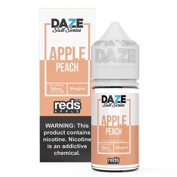 Red's Salt Apple Peach 30ml E-Juice