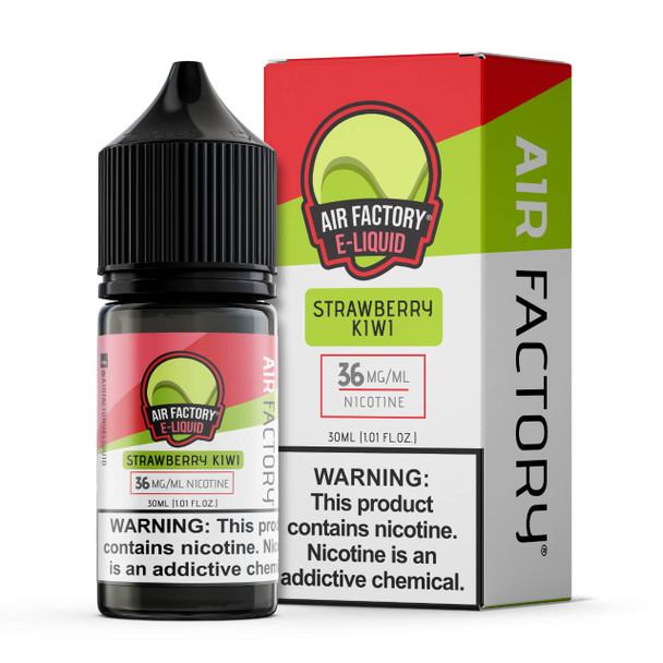 Air Factory Salt Strawberry Kiwi 30ml E-Juice