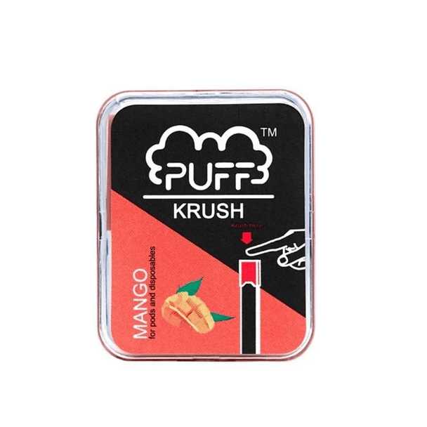 Puff Krush - Pre-filled Add-On Caps (Pack of 4)