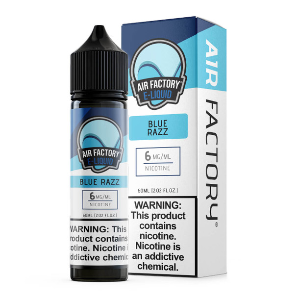 Air Factory Blue Razz 60ml E-Juice