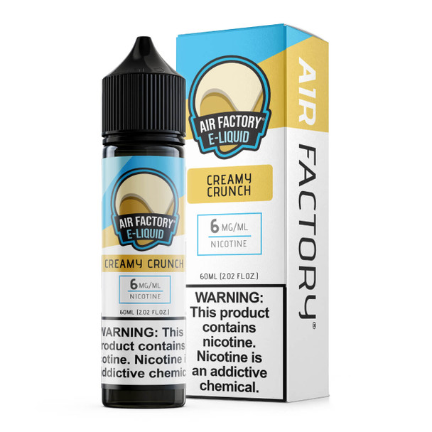 Air Factory Creamy Crunch 60ml E-Juice