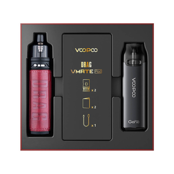 VOOPOO Drag S & Vmate Pod Gift Set Limited Edition