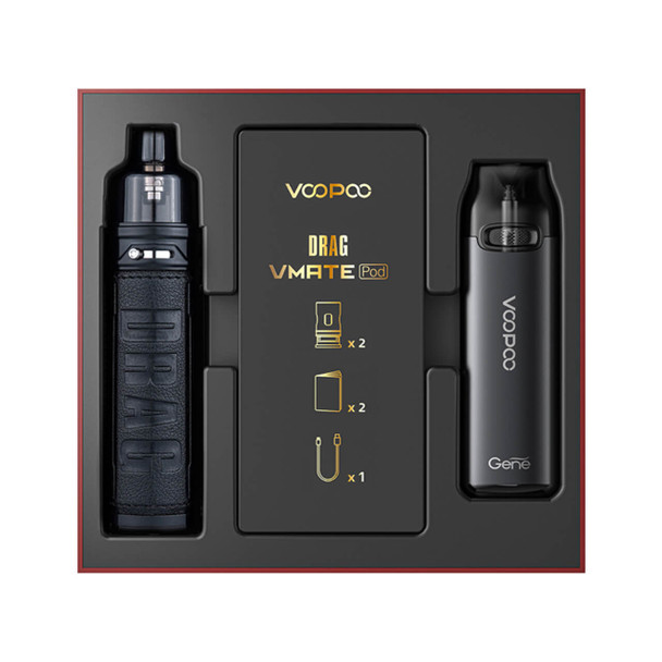 VOOPOO Drag X & Vmate Pod Gift Set Limited Edition