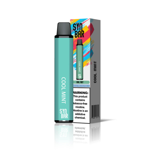 SYN Bar Cool Mint Disposable Device