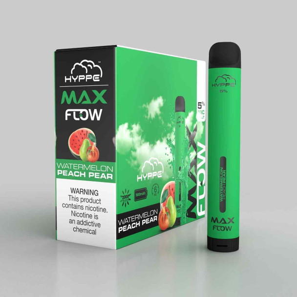 HYPPE MAX Flow WPP Disposable Vape Device