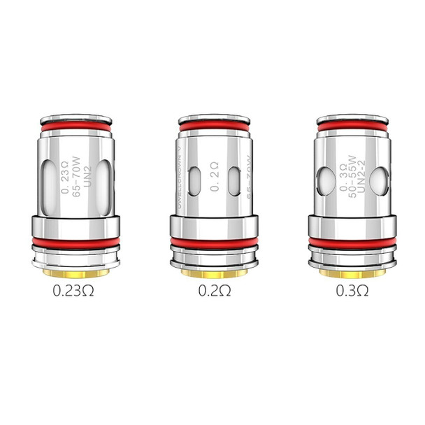 Uwell Crown 5 Replacement Coil (Pack of 4)