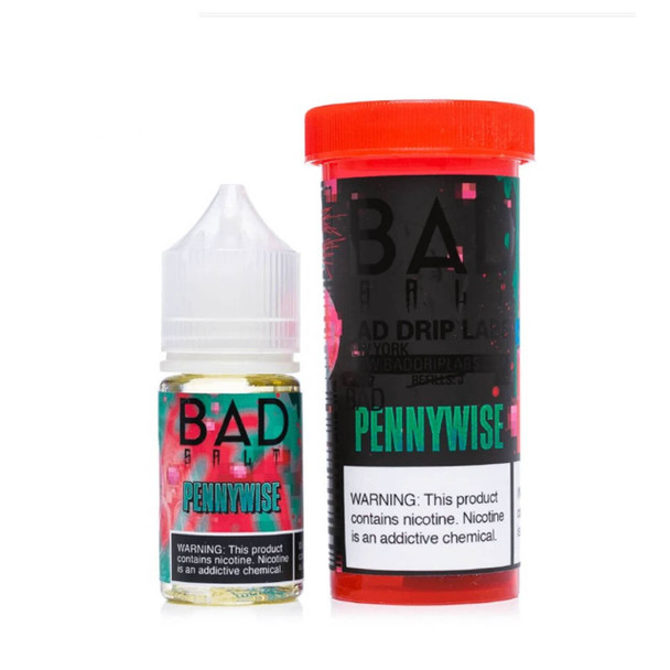 Bad Drip Salts Pennywise 30ml E-Juice