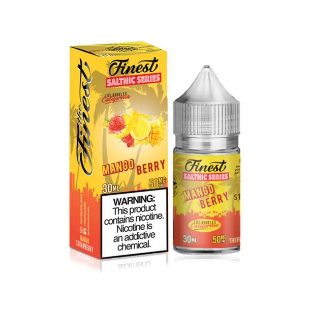 The Finest SaltNic Series Mango Berry 30ml E-Liquid