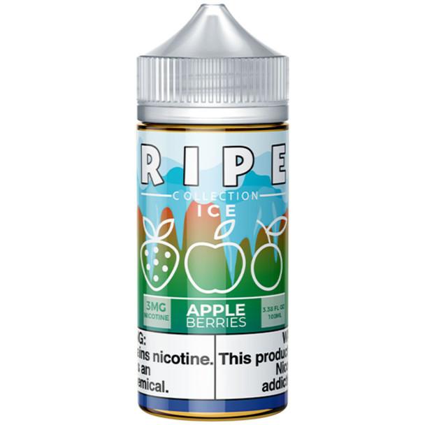 Ripe Ice Collection Apple Berries 100ml E-Liquid
