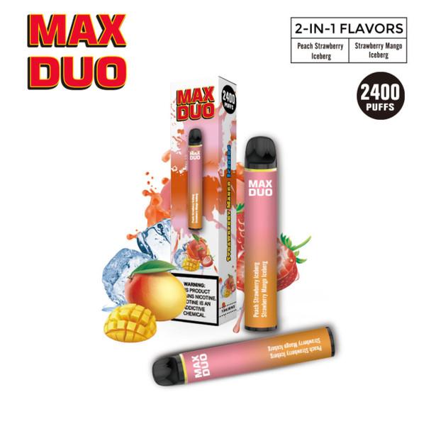 Mr.Freeze Max Duo Disposable Vape
