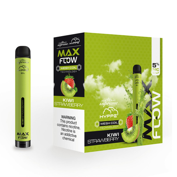 HYPPE MAX Flow Mesh Disposable Device (2000 Puffs)