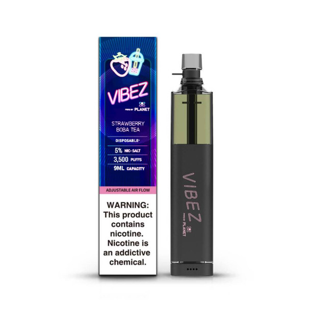 VIBEZ Frosted Disposable Vape Device