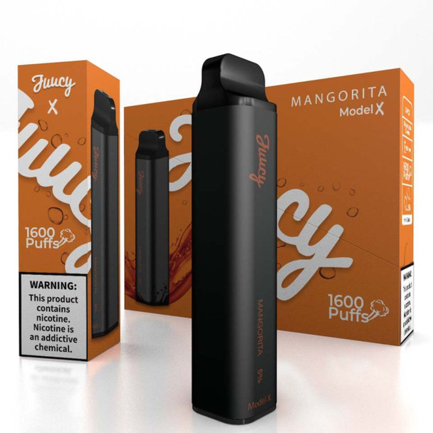 JUUCY Model X Disposable Device