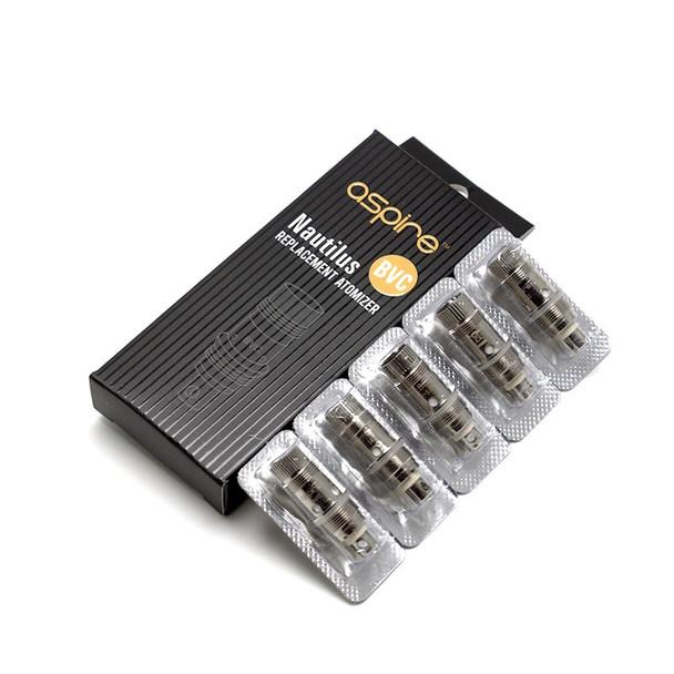 Aspire Nautilus BVC Coils - 5 Pack