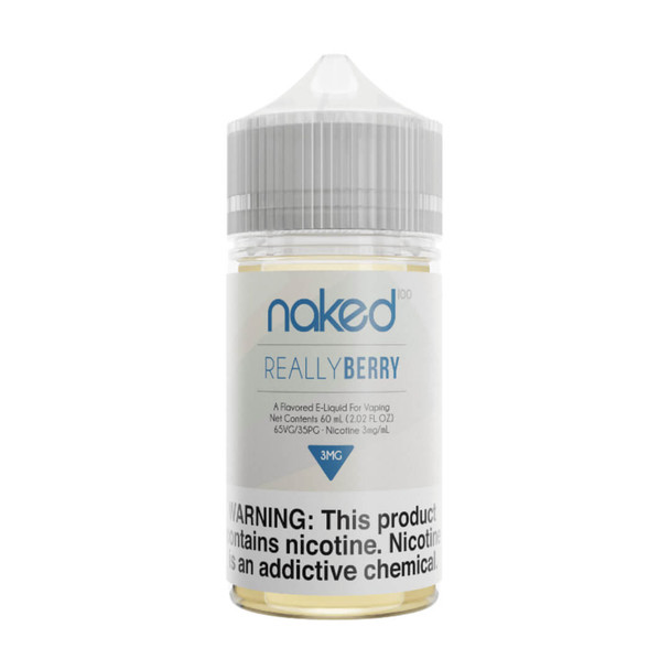 Really Berry eJuice by Naked 100 E-Liquid 60ML