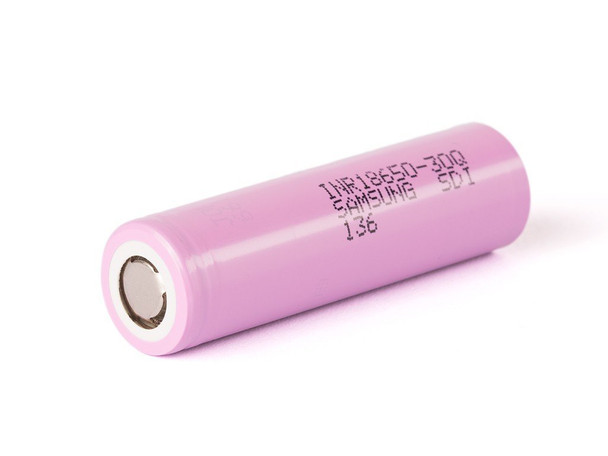 Samsung 30Q 18650 3000mAh 15A INR Battery (Pack of 2)