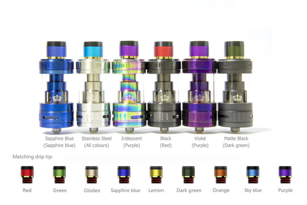 Crown 3 III by Uwell by Uwell Crown 3 III Tank by Uwell Crown 3 III Sub-Ohm Tank by Sub-Ohm Vape Tanks by Cheap Uwell Vape Tank Deals by Wholesale to the Public by Cheapest Vape Store Online by Vape by Vapor by Ecig by Ejuice by Eliquid by Uwell Vape by Uwell USA by Uwell by ECIGMAFIA