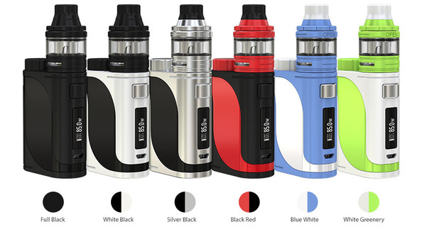iStick Pico 25 Kit by Eleaf by Eleaf iStick Pico 25 85w TC Kit Comes With Ello Sub-Ohm Tank by Cheap Box Mod Vape Kits by Cheap Eleaf Vape Deals by Wholesale to the Public by Cheapest Vape Store Online by Vape by Vapor by Ecig by Ejuice by Eliquid by Eleaf Vape by Eleaf USA by ECIGMAFIA