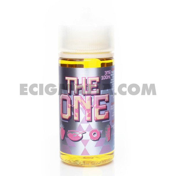 The One E-Liquid 100ml by Beard Vape Co eJuice