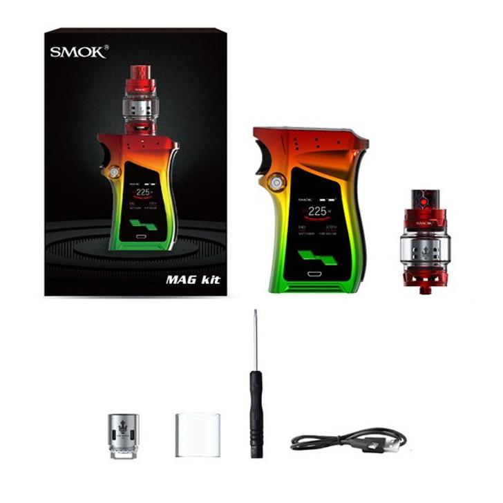 Smok Mag 225W TC + TFV12 Prince Tank Starter Kit