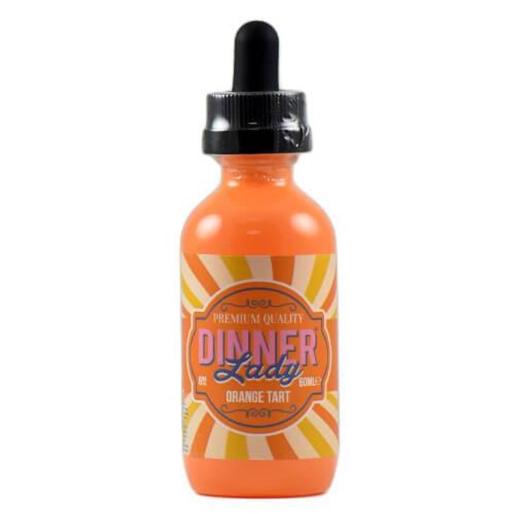 Orange Tart E-Liquid 60ml by Dinner Lady