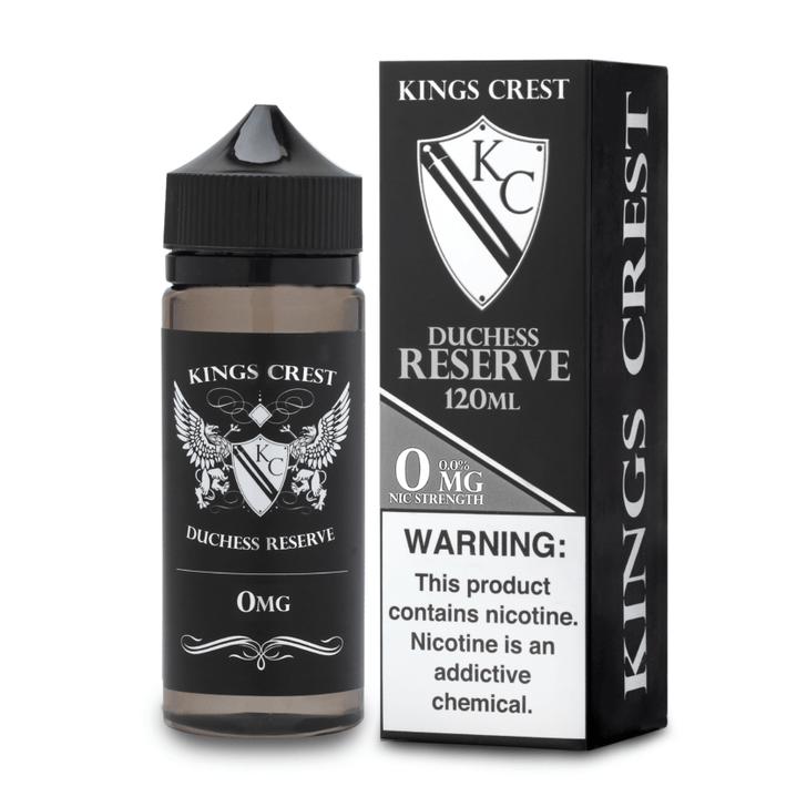 Duchess Reserve E-Liquid 120ml By Kings Crest
